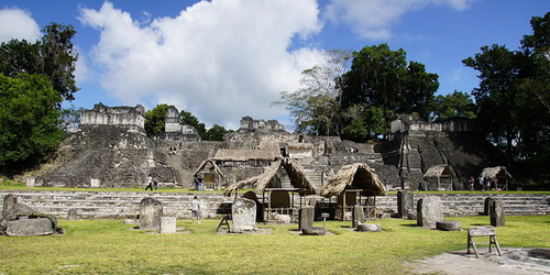 Tikal National Park Facts Tikal National Park Ruins